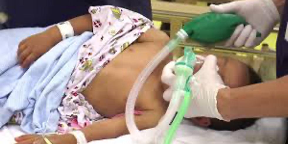 Paediatric Emergencies: essential skills for the occasional paediatric anaesthetist