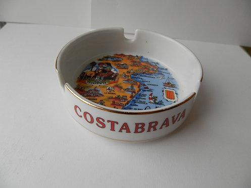"Пепельница ""Costabrava"", керамика"