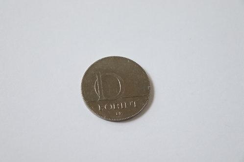 10 форинтов 1993 г. Венгрия
