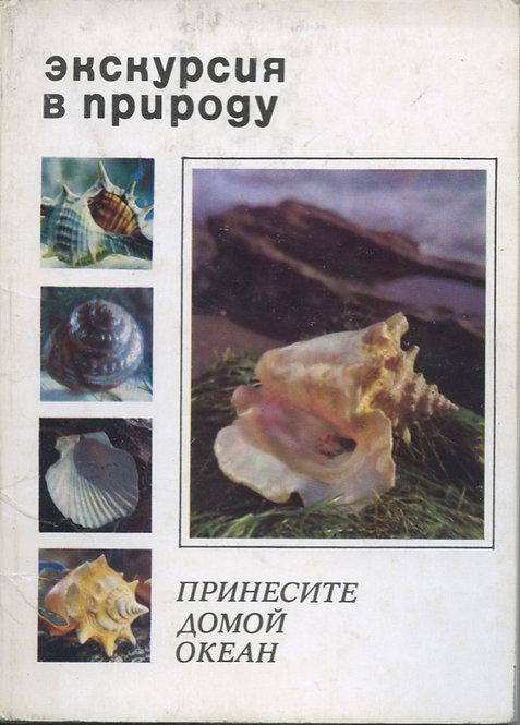 """Набор открыток «Экскурсия в природу- Океан"""" 22 шт."""