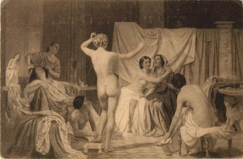 Открытое письмо «Римские бани», Российская Империя.