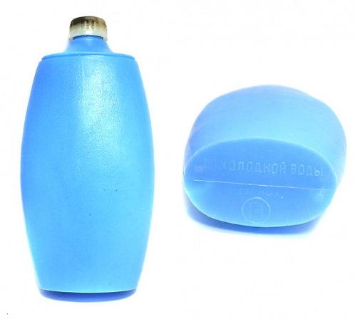 Фляга пластиковая «Заповедник», 10,5×23 см СССР