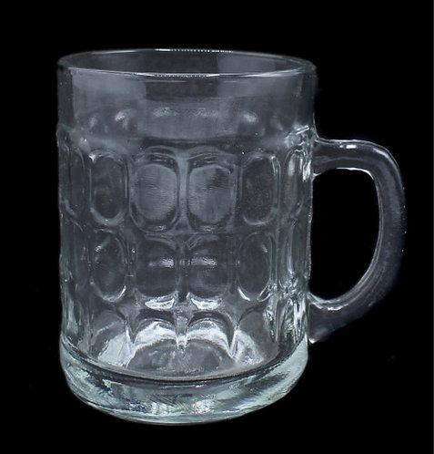 Кружка для пива (кваса), 13 см., СССР.