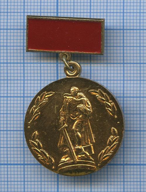 Знак юбилейный «30 лет СКВВ» СССР