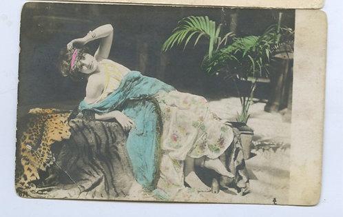 Почтовая карточка. № 3, до 1917 г.