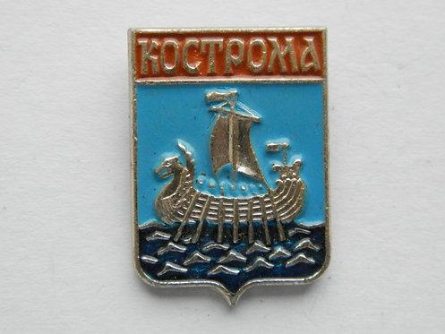 "Значок ""Кострома"""