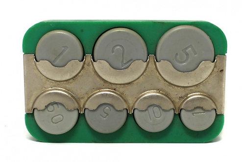 Монетница (8,5х5,5 см) СССР