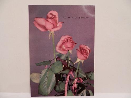 """Открытое письмо """"Розы"""""""