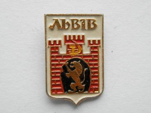 """Значок """"Львов"""""""