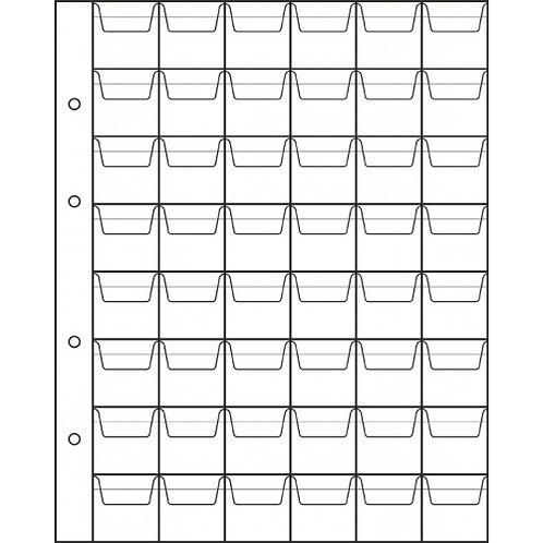 Лист на 48 ячеек, стандарт «Optima». ЛМБ-48