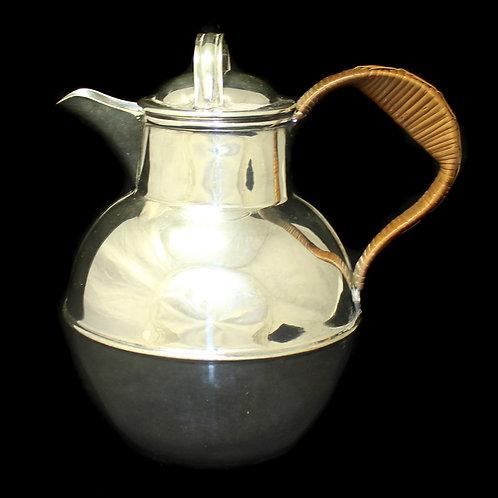 Чайник/кофейник «T.H. Winder&Co» (серебрение, 16,5 см) Великобритания
