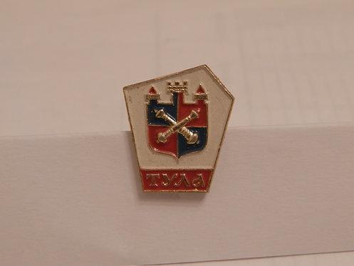 Значок  г.Тула, СССР.