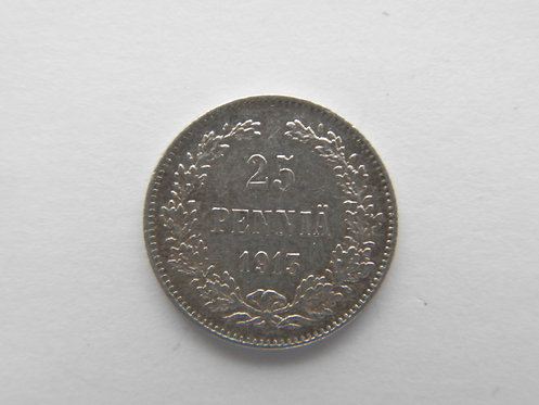 25 пенни 1913 г.