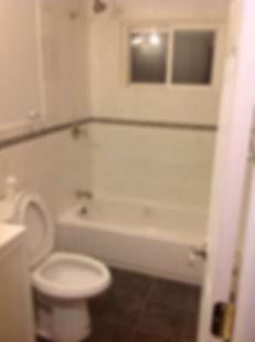 Hurricane Sandy,bathroom