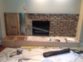fireplace repair,huntington home improvements