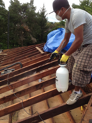 Roof replacement ,suffolk roofing contractor