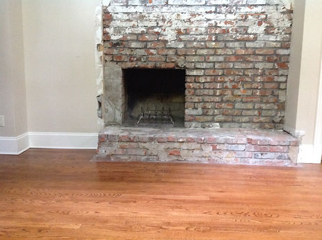 fireplace refacing,huntington home improvements