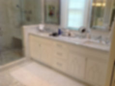 CZ Construction|marble bathroom