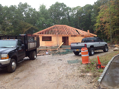 new home framing,new home suffolk,babylon home improvement contractor