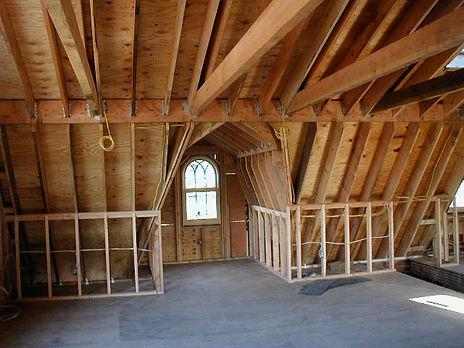 dormer framing by cz construction,babylon home improvements