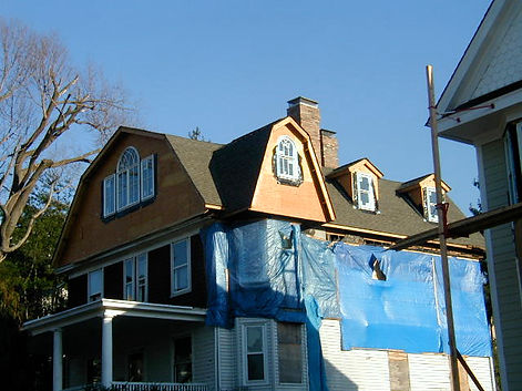 oyster bay roofing,framing, windows