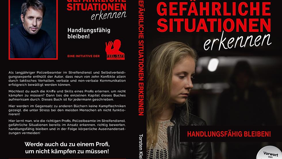 """Buch """"Gefährliche Situationen erkennen"""" im Hardcover"""
