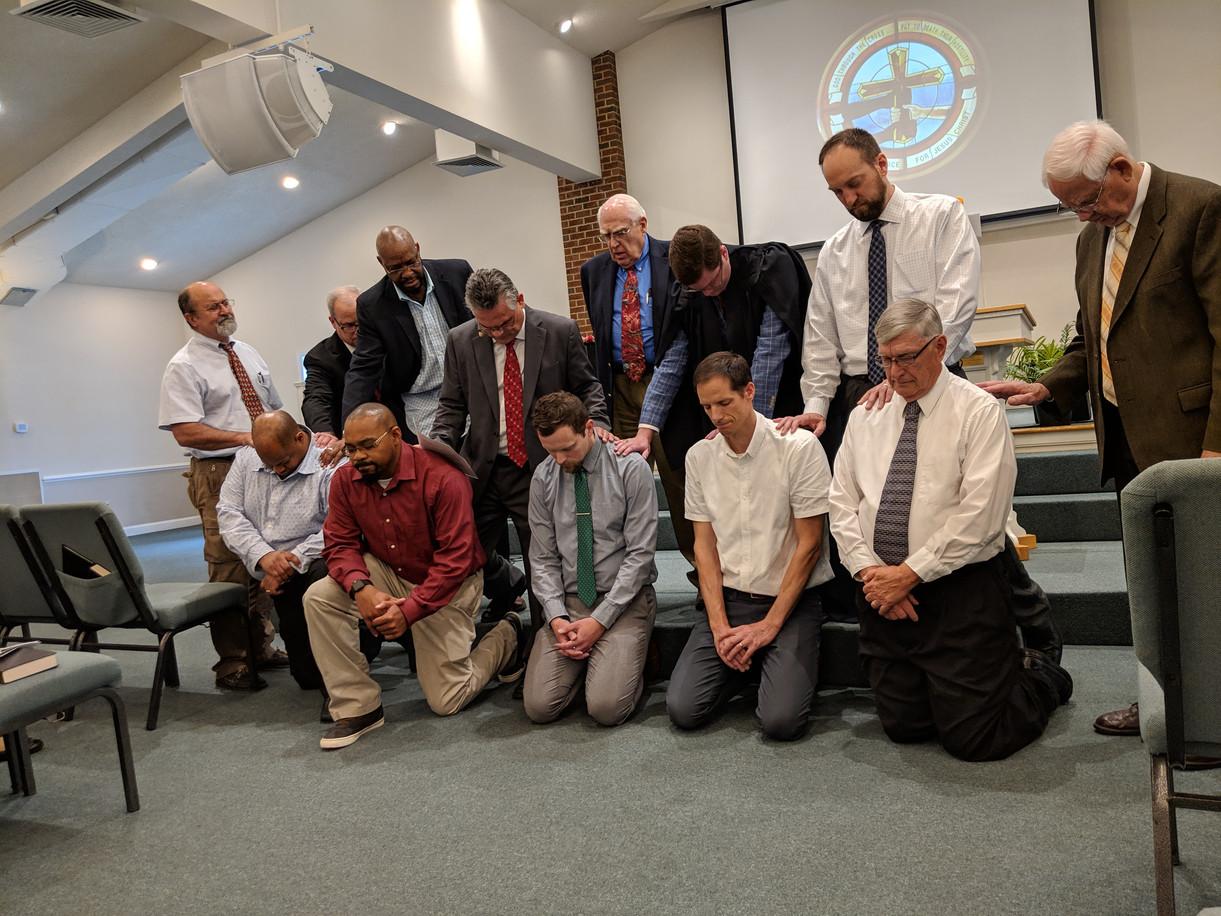 Elder_Deacon Ordination on 5_5_19 for g