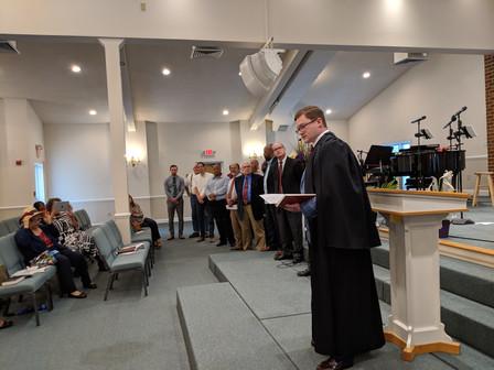 Elder_Deacon Ordination on 5_5_19 for ga