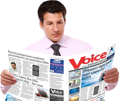Voice of the Independent is the only global publication devoted entirely to the freight forwarding community