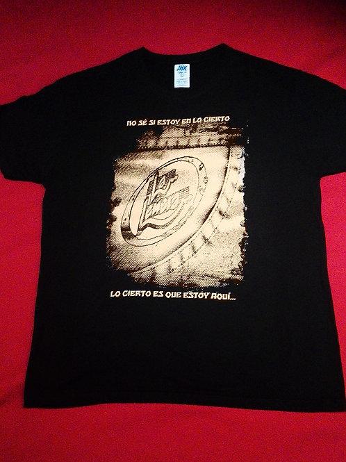 Camiseta  de La leñera modelo 2019