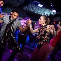 Dance party social boston bachata room salsa