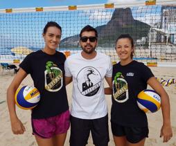 Nona e ULTIMA puntata con i GRANDI MAESTRI del Beach Volley