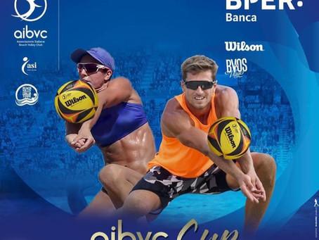Il Beach Volley riparte alla grande con il circuito AIBVC CUP