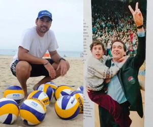 Ottava puntata con i GRANDI MAESTRI del Beach Volley