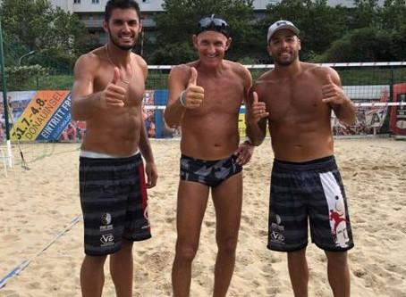 Quarta puntata con i GRANDI MAESTRI del Beach Volley.