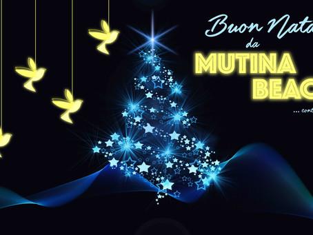 Buon Natale da MUTINA BEACH