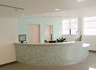 Small Medical Office reception area