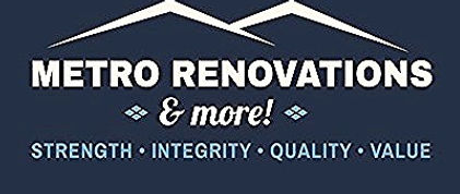 metro renovation & more logo