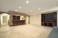 Countless finished Basements throughout Metro Atlanta!