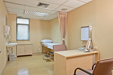 Exam Room in a Medical Office