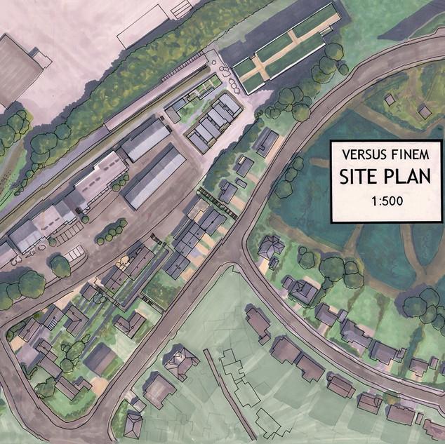 ARC 210 Site Plan