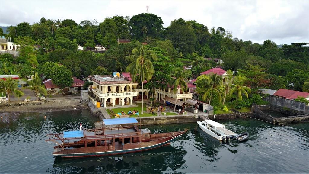 Baba Lagoon & dive boats