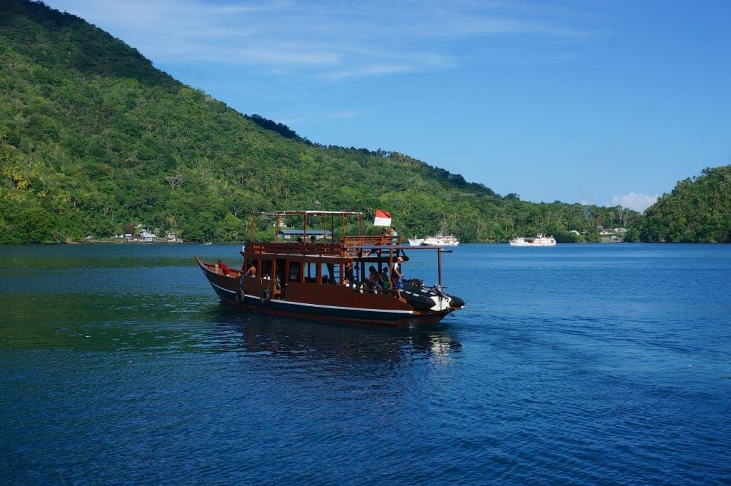 Dive Boat Mira