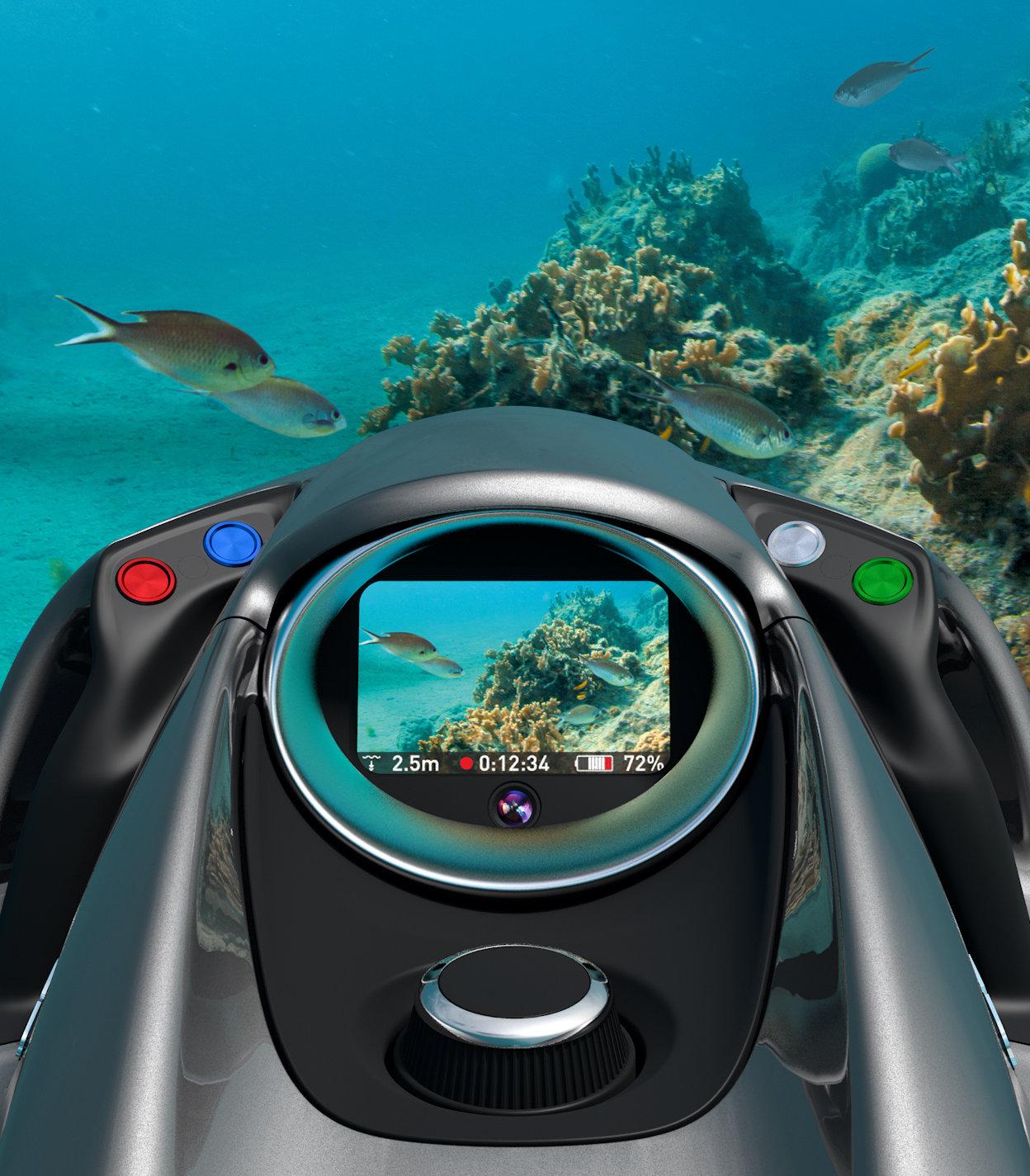 SEABOB Guided Snorkel Tour W/Cameras