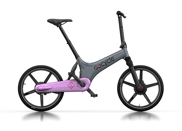 Gocycle GS Grey/Pink