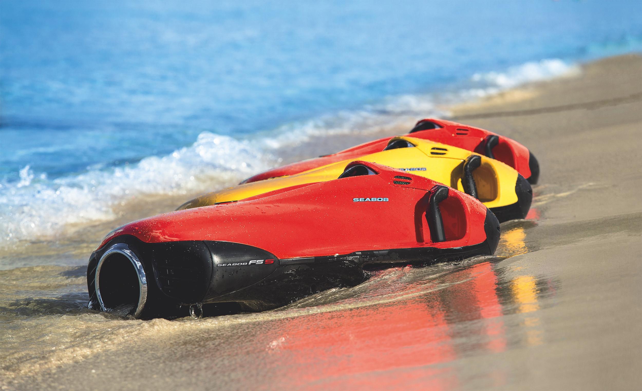 SEABOB Beach Rental 60 Min.