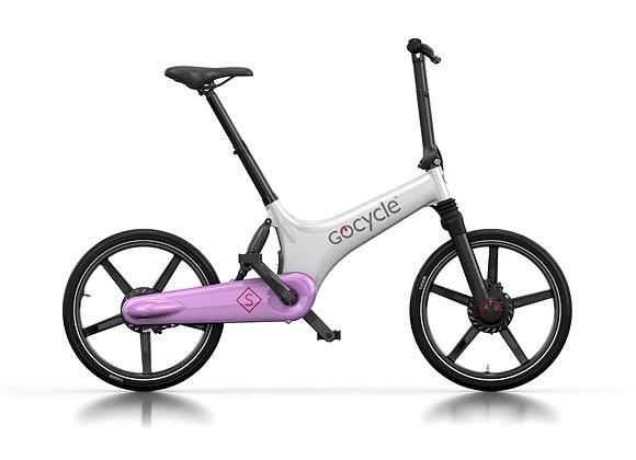 Gocycle GS White-Pink