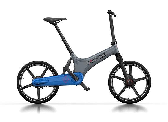 Gocycle GS Grey/Blue
