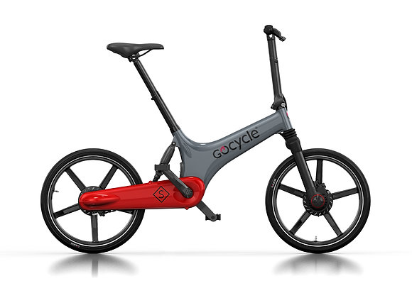 Gocycle GS Grey-Red