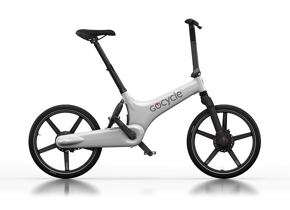 Gocycle G3 White